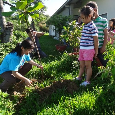 1027一起種樹,最美好的生命教育