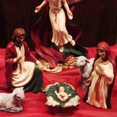 1216期獻給耶穌的馬槽捐!